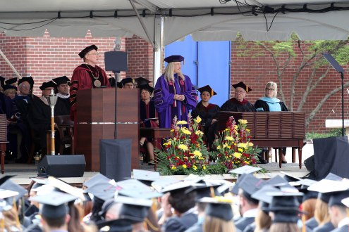 In May 2016, Dr. Byrum was awarded the Outstanding Undergraduate Teaching Award by the Bloomsburg University TALE (Teaching and Learning Excellence Center).